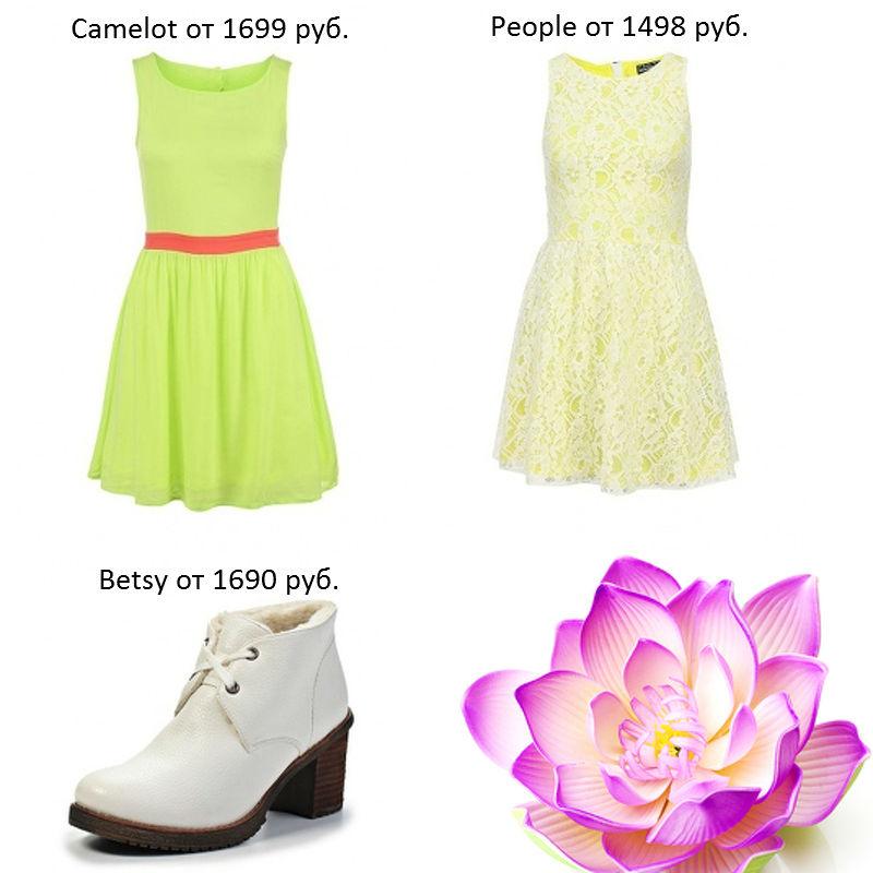 elbise платья
