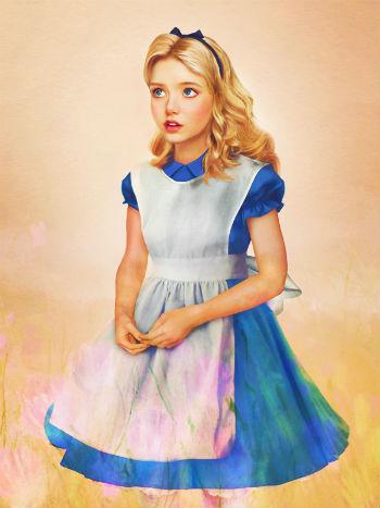 """Алиса """"Алиса в стране чудес"""""""
