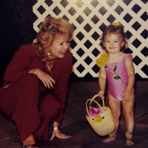 Мама с Тейлор Спрейтлер.