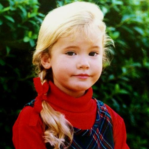 Тейлор Спрейтлер в детстве.