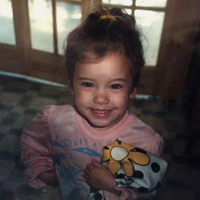 Детское фото Тейлор Спрейтлер.