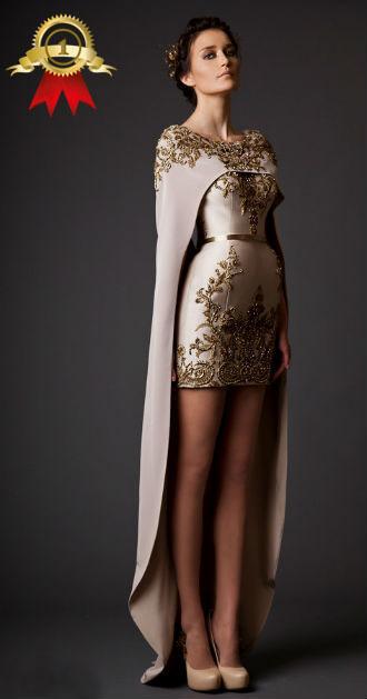 Вышивка платья шикарные