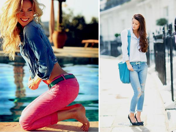 Женский синий ремень с чем носить отличие женских и мужских ремней