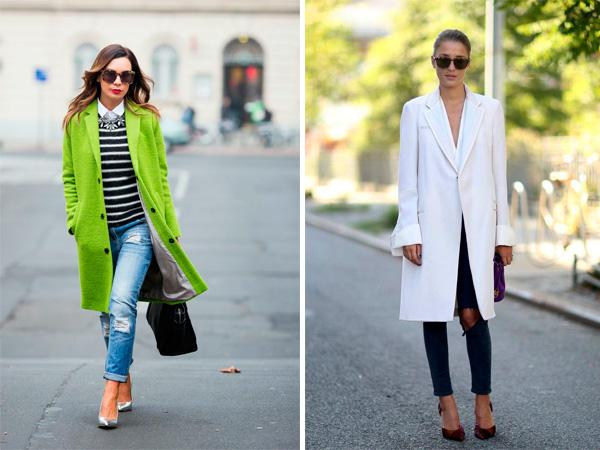 Модные туфли с джинсами.
