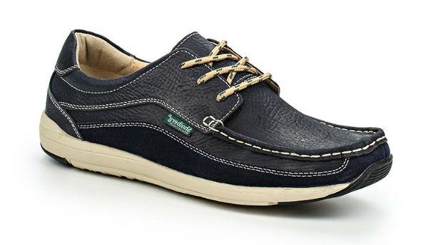 Спортивные туфли - топсайдеры.