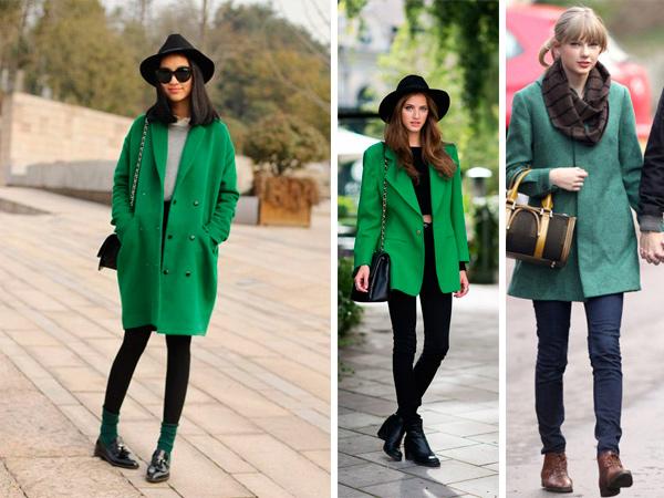 s-chem-nosit-zelenoe-palto