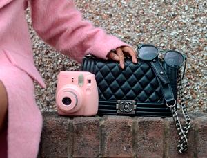 С чем носить розовое пальто (более 90 фото розовых пальто)