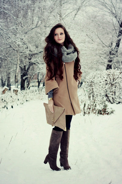 Бежевая сумка: стильные варианты комбинирования с одеждой