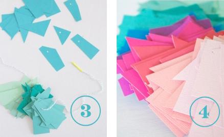 Детские бумажные бусы своими руками: быстро и красиво