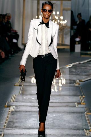 Белый пиджак - стильная одежда модного гардероба (более 40 фото)