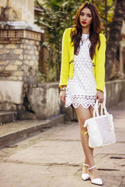 Женский желтый пиджак – яркий и стильный элемент современного образа (более 70 фото)