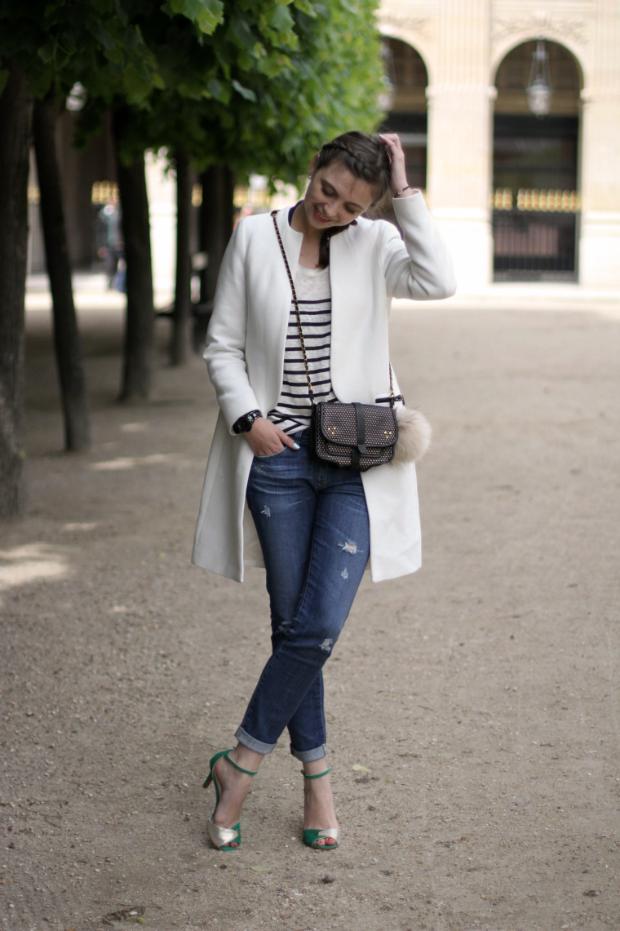 Что носить с зелеными босоножками (более 45 фото образов)