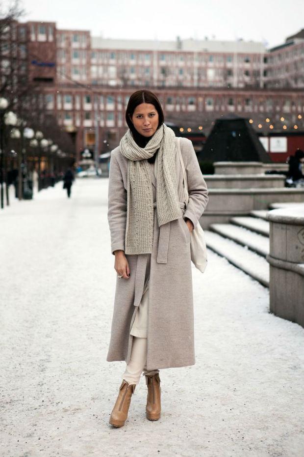 Скандинавский стиль: модная женская волна (более 65 фото)