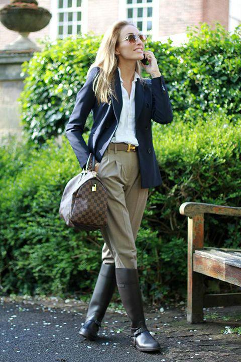 Дерби стиль в одежде - утонченный и очаровательный (более 70 фото)