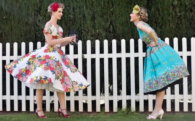 Одежда в стиле Винтаж - идеальное направление для романтичных натур