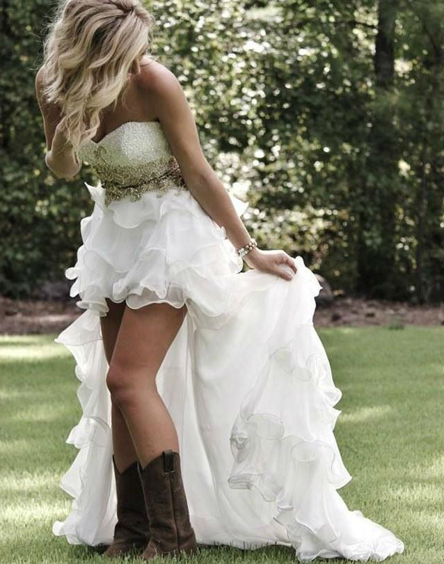 Платье Кантри.