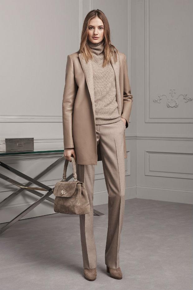 Стиль Гарсон в одежде: брутальные и одновременно обворожительные нотки в женском облике (55+ фото)