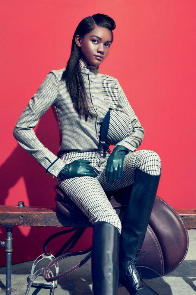 Аристократичный жокейский стиль в одежде, обуви и аксессуарах (более 80 фото)