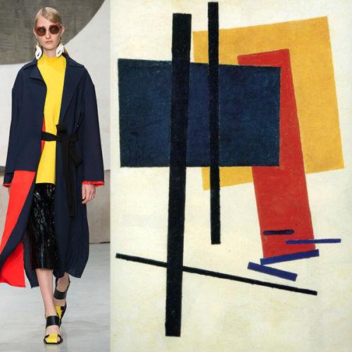 Модный стиль Конструктивизм: история, описание, одежда, обувь, аксессуары (более 50 фото)