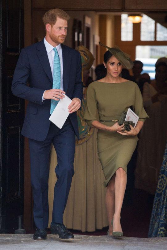 Крестины принца Луи: как прошла торжественная церемония