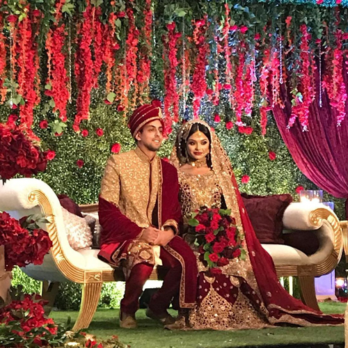 Звезда «Гарри Поттера» Авшан Азад вышла замуж без одобрения родных
