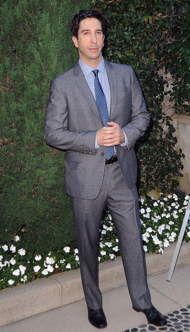 """Актера из сериала """"Друзья"""" Дэвида Швиммера приняли за вора из супермаркета"""