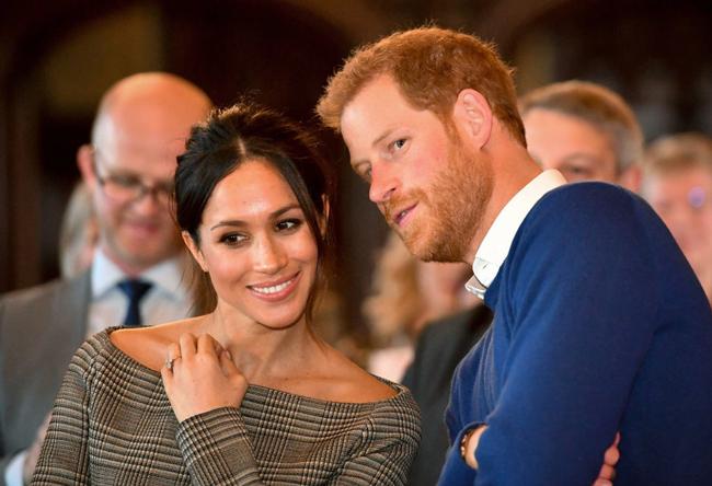 Официальная новость: Меган Маркл и принц Гарри ждут ребенка