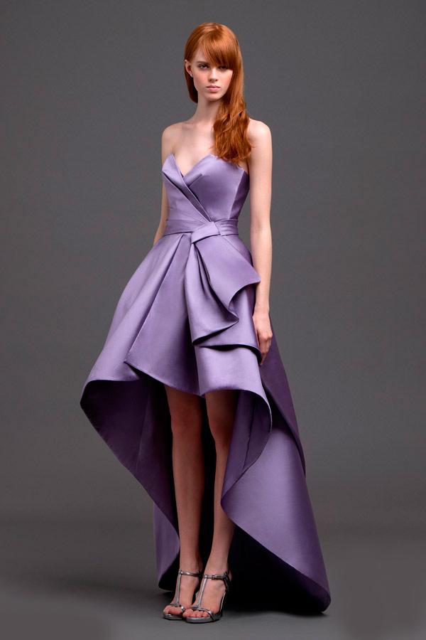 807a3401955b749 С чем носить фиолетовое платье: более 80 фото | Каблучок.ру