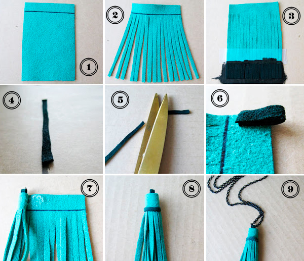 Как сделать кулончик своими руками фото 77