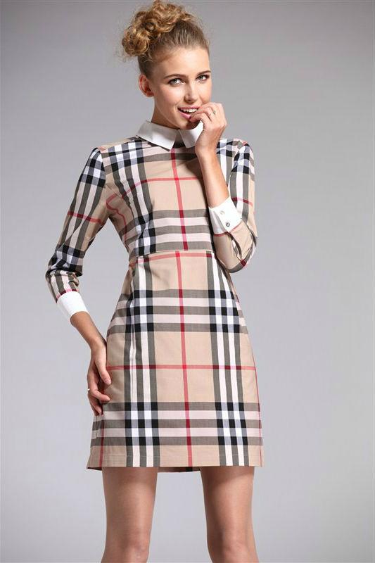 76b0646ccd8 ... Платье в клетку – модная классика с выразительными акцентами (более 65  фото) ...