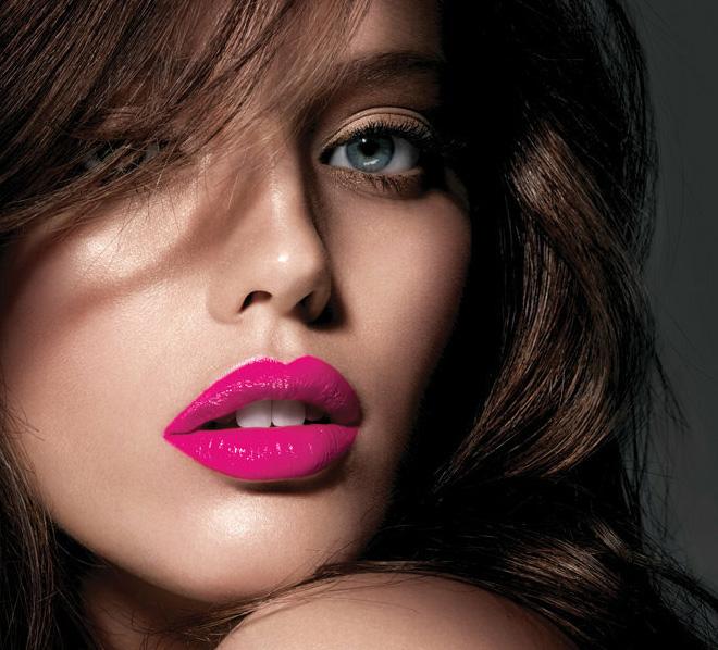 Как увеличить губы с помощью макияжа в домашних условиях