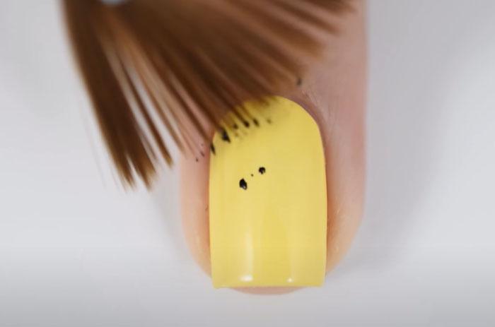Как сделать маникюр — перепелиное яйцо своими руками в домашних условиях